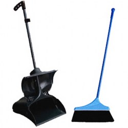 Sauber Dustpan Broom JC-019C