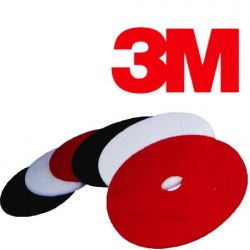 "3M Pad 16"" Red JP-3M16R, 5 PCS"